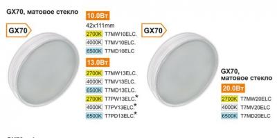 GX70, матовое стекло