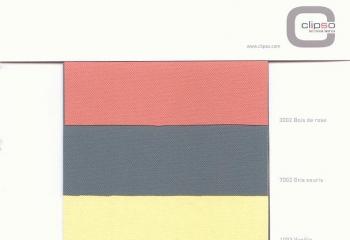 Цветные бесшовные полотна Clipso